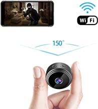 GXSLKWL Spy Hidden Camera, HD 1080P Hidden Camera Small Video Recorder Home Security Surveillance Cameras Covert Tiny Nann...
