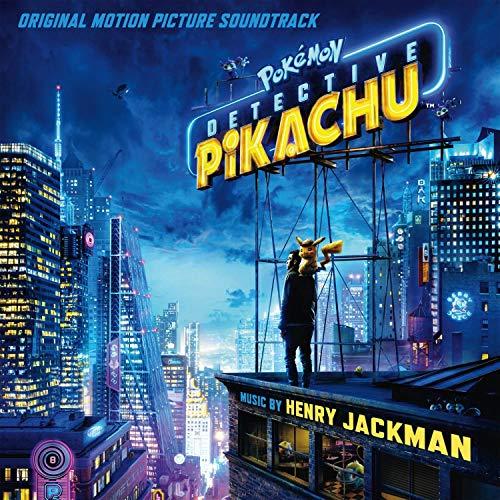 Pokémon Détective Pikachu (Original Motion Picture Soundtrack)