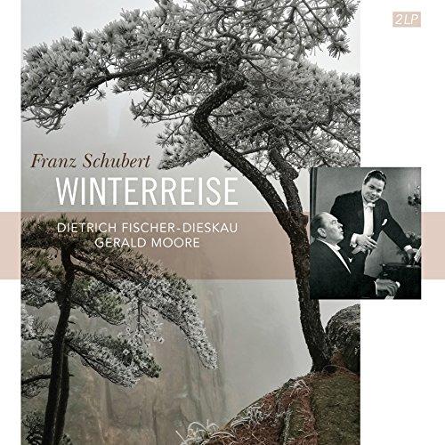 Schubert: Winterreise / Dietrich Fischer Dieskau [2LP VINYL] [Vinilo]