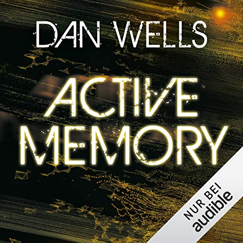 Active Memory audiobook cover art