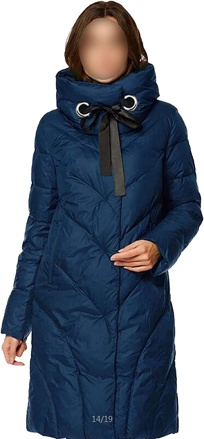 EnjoySexy 2018 New Winter Jacket Women Parks Plus Size Long Warm Women's Winter Coat Hooded