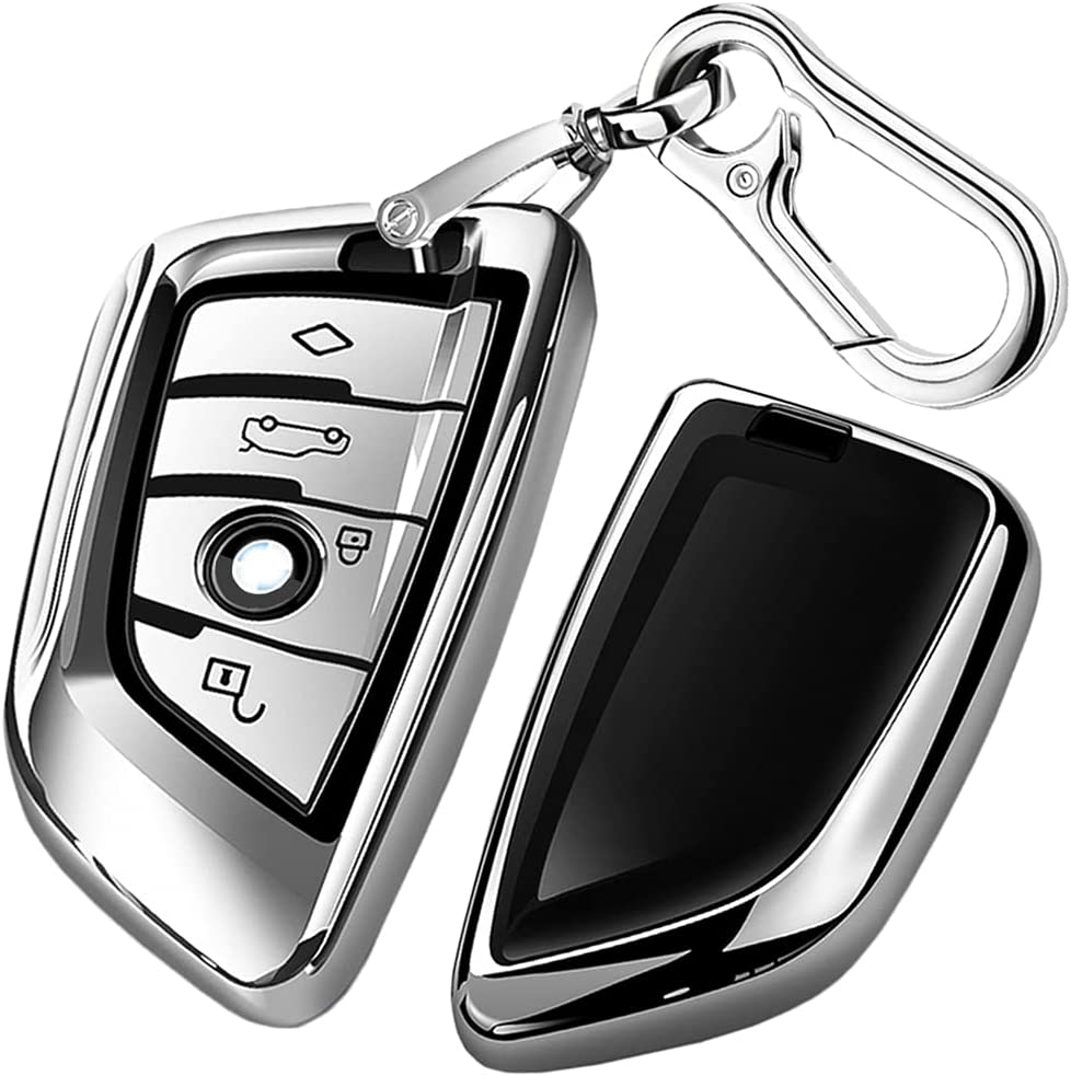 QBUC Key Fob Cover Max 82% OFF Full X3 Manufacturer direct delivery X1 Protective for Case