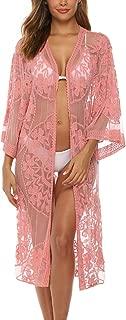 Best black lace kimono plus size Reviews
