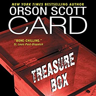 Treasure Box cover art