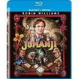 Jumanji (Remastered Blu-ray + Digital)【DVD】 [並行輸入品]