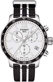 Tissot Quickster NBA Brooklyn Nets Chronograph Mens Watch T0954171703711