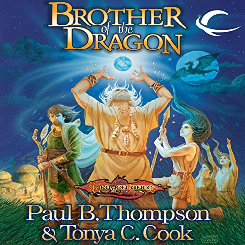 Brother of the Dragon audiobook cover art