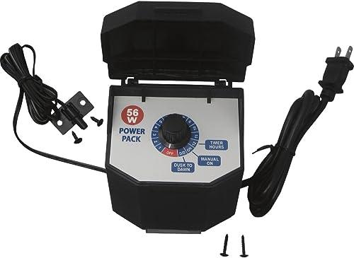 lowest Progress outlet online sale Lighting P8270-31 56-watt popular Landscape LVTransformer in Black outlet online sale