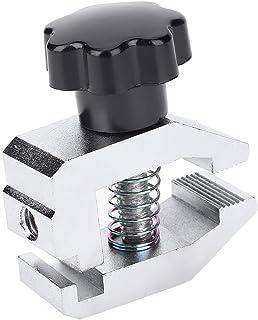 SJJ-01 Push-Pull Force Fixture, 500N Hoge laadcapaciteit RVS kaakklem Drukspanningsmeter Klem voor Tensile Force Tester