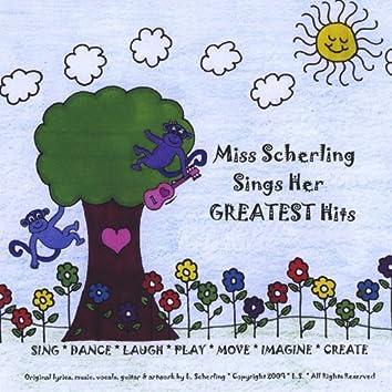 Miss Scherling Sings Her Greatest Hits