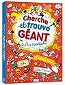Cherche et Trouve géant : Au spectacle ! par Paku