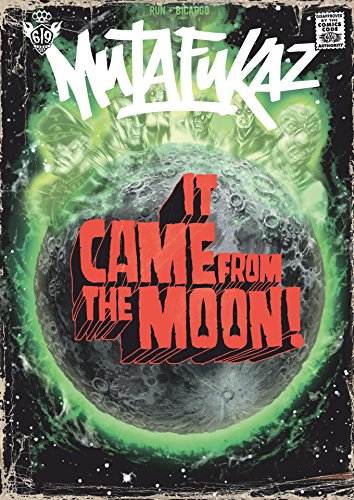 Mutafukaz - It came from the moon