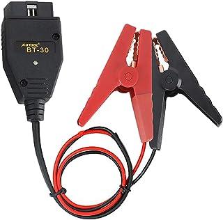 Kesoto Conector OBD2 para economia de memória ECU, bateria de 12 V substitui universal, durável e estável