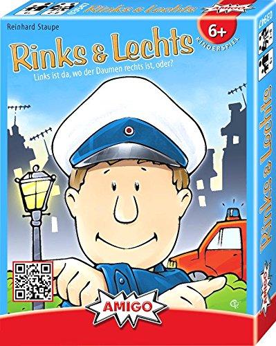 Amigo Spiele 03947 - Rinks & Lechts