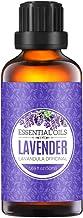 Homasy 50ml Aceite Esencial de Lavanda 100% Puro, Aceite Perfumado sin Diluir, Natural, Orgánico para Difusor, Relax, Aliv...