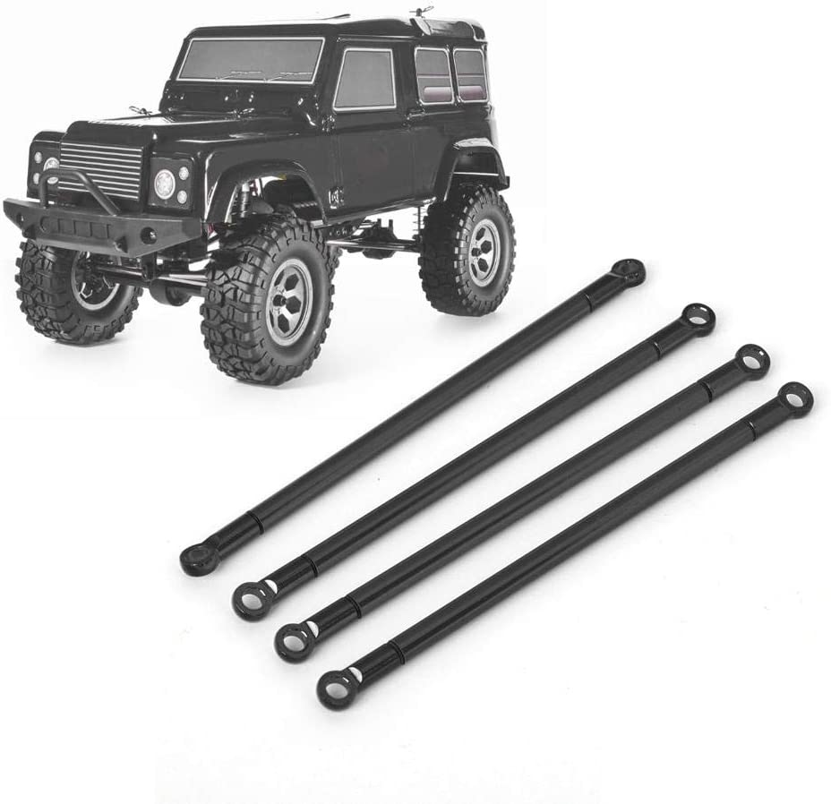 Varilla de Enlace de aleaci/ón de Aluminio para RGT 136100 1//10 RC Car Crawler Upgrade Parts Azul Tbest Varilla de Enlace RC
