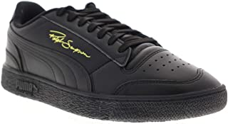 Men's Ralph Sampson Lo Fashion Sneakers Black Black Black
