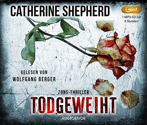 Todgeweiht (Zons-Thriller, Hörbuch, Thriller, Mittelalter)