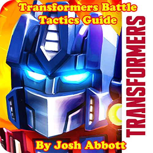 Transformers Battle Tactics Guide audiobook cover art