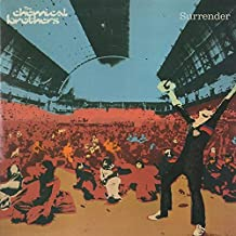The Chemical Brothers - Surrender - Freestyle Dust - XDUSTLP4, Virgin - 7243 8 47610 1 1