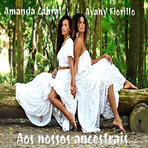 Amanda Cabral e Ayany Fiorillo