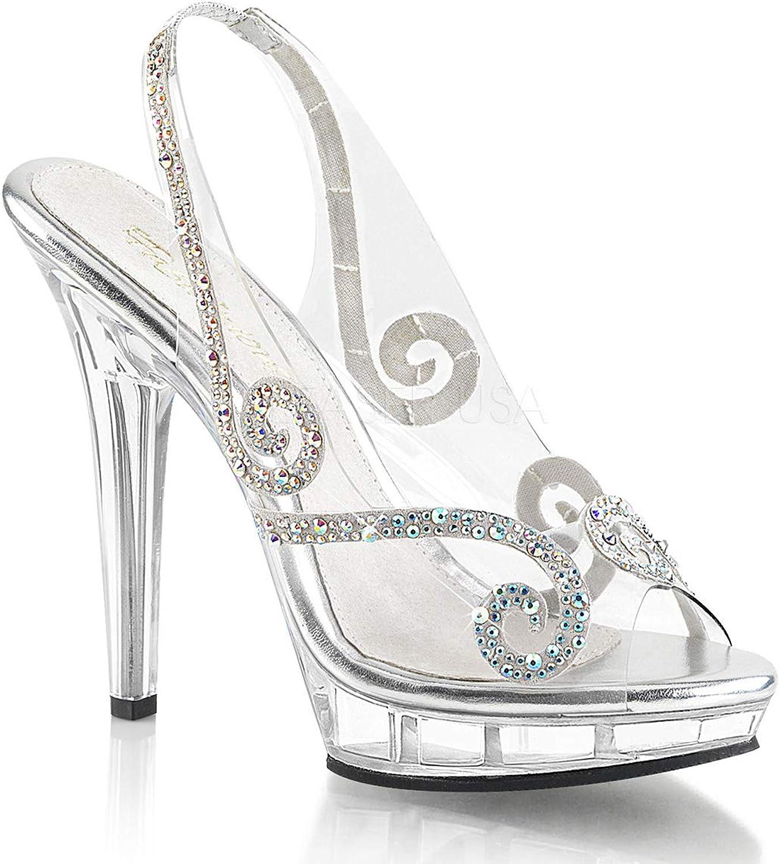 Fabulicious Womens LIP-149 C M Sandal
