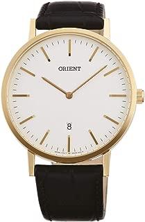 Classic Quartz Silver Dial Men's Watch FGW05003W0