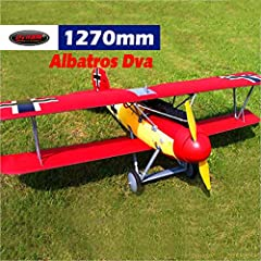 What are included:Dynam Albatros airplane, motor, ESC, 4*9g servos What are required (Not included):6-Channel or above transmitter; 6-Channel receiver; 14.8V 2200mAh Li-Po, 25C Battery and Charger; 1 hour assembly time Material: EPO Foam Flying Weigh...