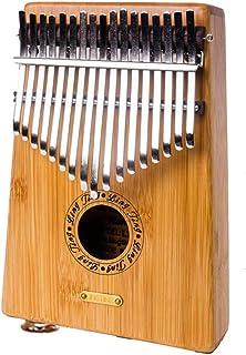 WENPINHUI Kalimbaqin, Wooden Thumb Piano, 17-tone, Beginners Entry Portable Finger Piano (Color : A)