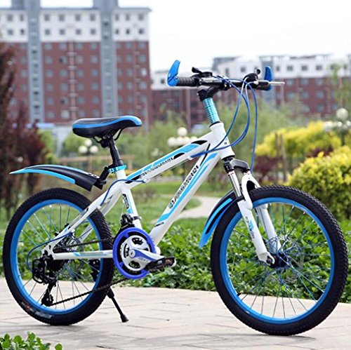 Kids Balance Bike Kinder Learning Training Cycle Lightweight 6-12 Jahre Kinder Jungen Mädchen Running Safety ersten Mountainbike