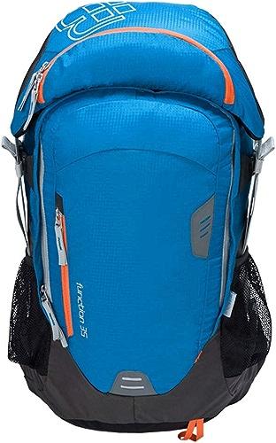 LISAWEI Sac à Dos Voyage De Plein air Toile Alpinisme Sac à Dos Camping Grande capacité Sac à Dos Adapté pour Les Hommes et Les Femmes (Taille   20x35x56cm)