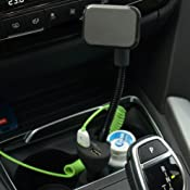 Callstel Autohalterung Flexible Kfz Magnet Halterung Elektronik