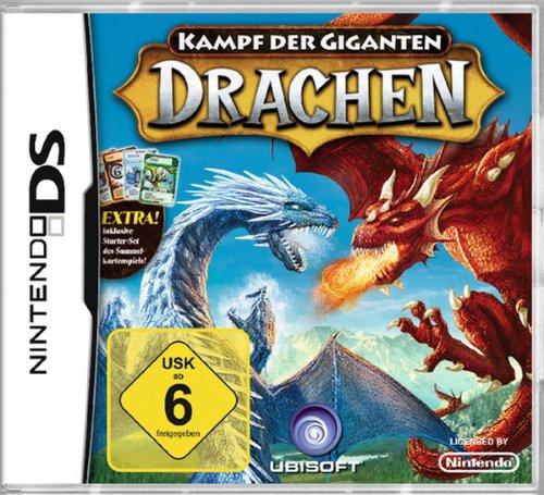 DS - Kampf der Giganten-Drachen, 1St.