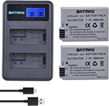 canon lp e8 battery charger