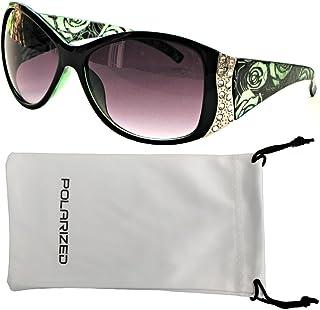 fcb43d7b56 Las mujeres de Vox polarizados gafas de sol del diseñador de moda de la  vendimia del