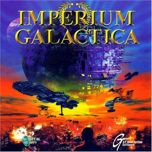 CD imperium galactica (replay) (PC) (Mattel Jeux)