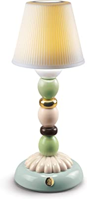 Palm Firefly Table Lamp. Black and
