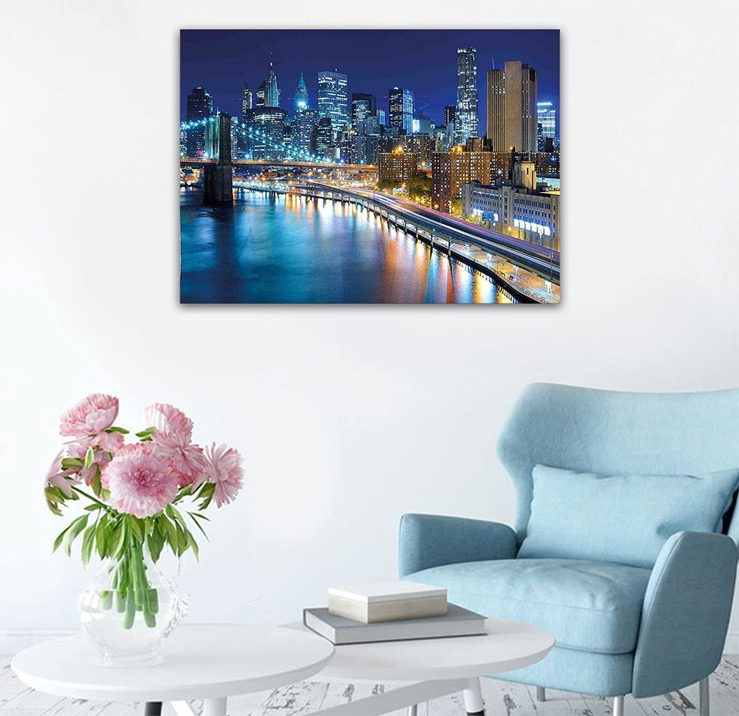 Landscape Modern Wall Directly managed store Stickers View Manhattan Limited price sale New City York of