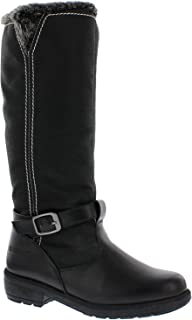 Women's Debby Side Zip Snow Boot (Also Available in Wide Calf)