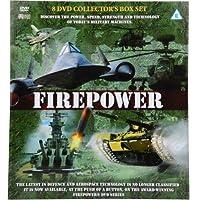 FIREPOWER -8DVD BOX-