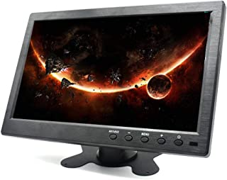 "Padarsey 10.1"" HD Monitor for Mini TV & Car Video Player & Computer Display TFT LCD Color Screen for Car Backup Camera & H..."