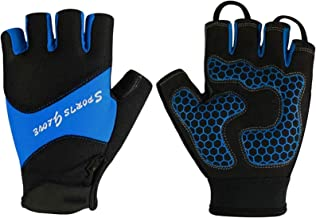 Sporthandschoenen Ademend Sport Gym Handschoenen Oefening Vrouwen voor man Fitness Gewichtheffen Fietsen Workout Fitness h...
