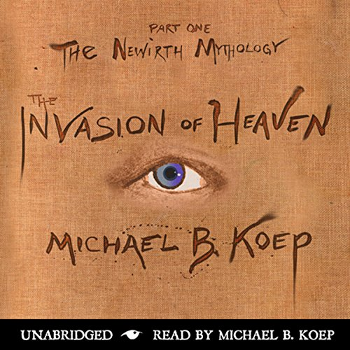 The Invasion of Heaven cover art