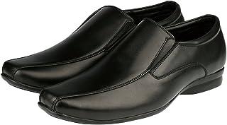 PARAGON MAX Men's Black Formal Shoes