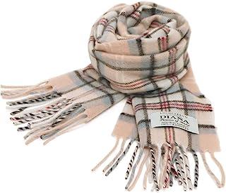 [ロキャロン] Lochcarron of scotland 英国スコットランド製 マフラー カシミヤ100% ダイアナ プリンセスオブウェールズ メモリアル タータン 英国王室ご愛用