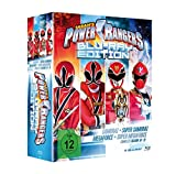 Power Rangers - Season 18-21 [Alemania] [Blu-ray]