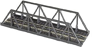 Code 100 Nickel Silver Warren Truss Bridge Kit HO Scale Atlas Trains
