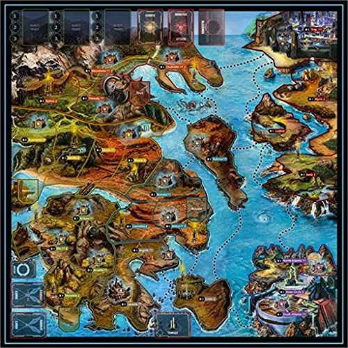 Lords of Hellas: Playmat
