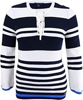 TOMMY HILFIGER NEW Women/'s Faux Suede Open Front Cardigan Shirt Top TEDO