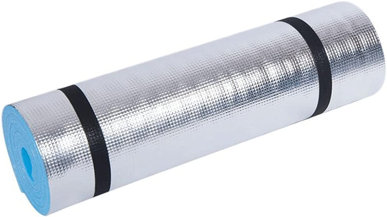 Feuchtigkeitsfeste Unterlage WTL Aluminiumfolie Mat Outdoor Single Doppel Dicke Dicke Dicke Ultra Leichte Matte Camping Zelt Isomatte Wasserdicht B07FMMTD9V  Abgabepreis 76c089
